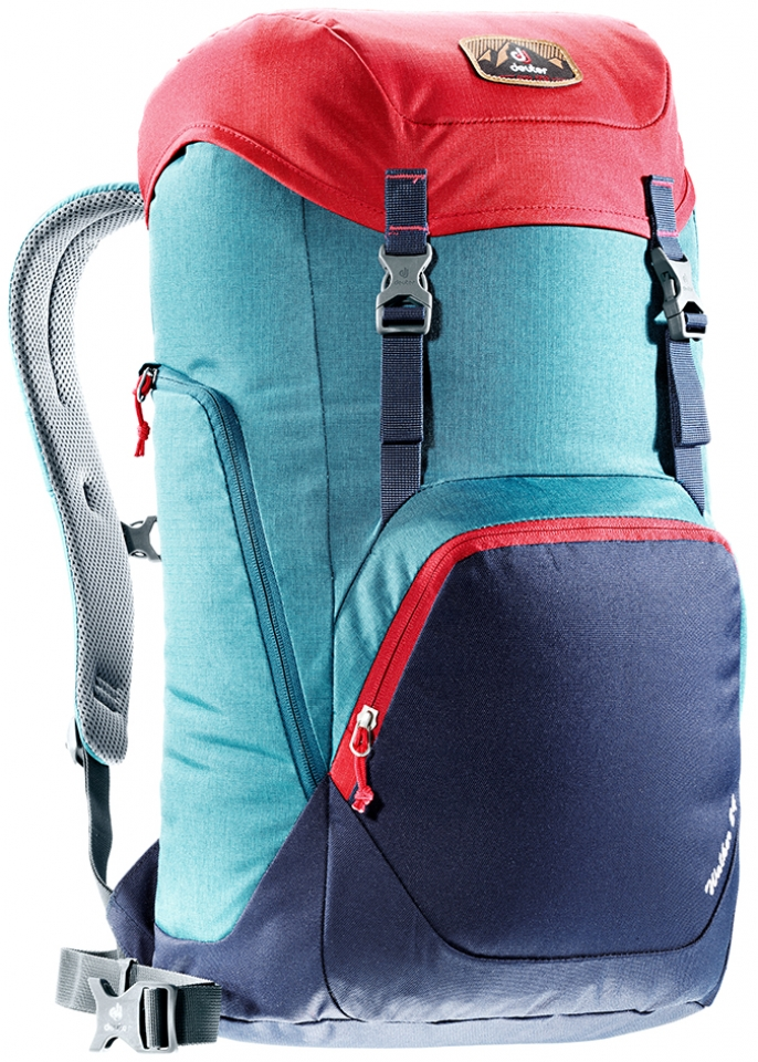 Gear review: Deuter Walker 24 daypack — for the love of climbing