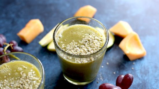 cantaloupe-hemp-seed-smoothie-recipe-3-960x540
